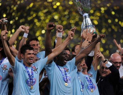 意大利超级杯冠军队伍或将光临上海世博园