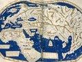 高清:改变世界的十张地图 中国最早的地球仪