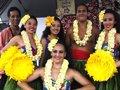 夏威夷草裙舞表演