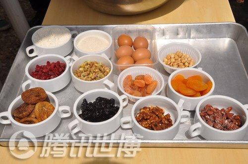 犹太新年首次进入世博园 食材丰盛象征祝福