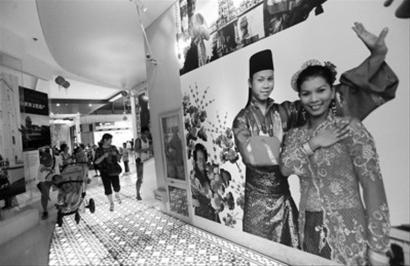 马来西亚国家馆日47个民族歌舞成最大亮点