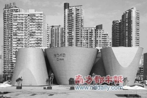 世博园万科馆设计者获中国建筑传媒奖提名
