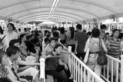 9月观博热门馆排队时间减半 展品礼品齐升级