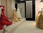 高清:法国罗阿馆用服装展告别世博