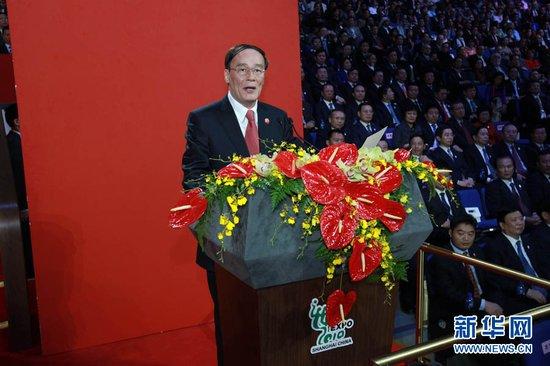 王岐山:上海世博会184天铸就辉煌