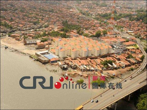 巴西官员世博园谈城市发展:对低收入者送住房