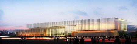 """世博中心会""""变形"""" 60多个会议厅大小都能变"""