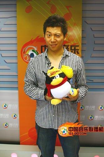 胡海泉:一定会和亲朋好友一起去上海看世博