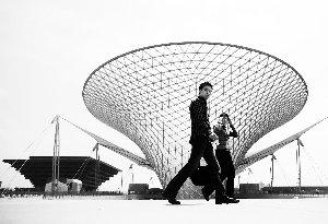 著名建筑师富勒:发明特殊建筑与世博会结缘