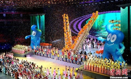 外媒:世博会见证和谐 世界难舍上海(图)