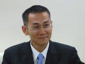 台北案例馆馆长陈庆安