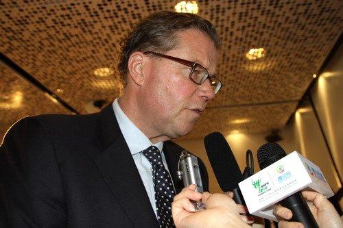 沃尔沃集团总裁:西方社会应对中国说声谢谢
