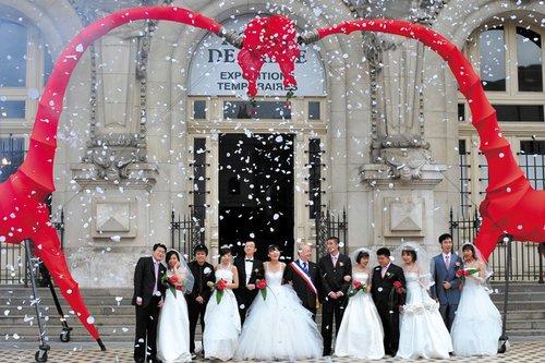 法国图尔婚约:世界上最浪漫的婚典
