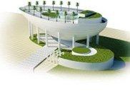"""沙特阿拉伯建造的国家馆是一艘""""丝路宝船"""""""