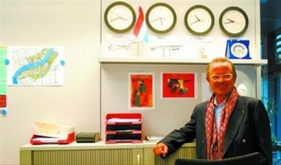世博迎卢森堡国家馆日 百家企业组团抵沪助阵