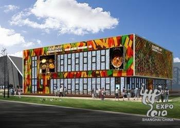C片区特色餐厅:哈酷娜玛塔塔非洲主题餐厅