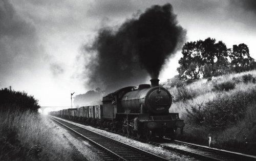 世博会与人类解放之路——火车