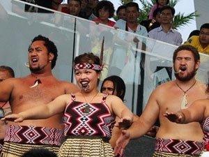 毛利人土著歌舞