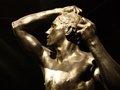 罗丹《青铜时代》