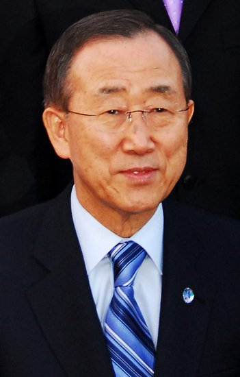 潘基文:祝贺中国举办了一次最成功的世博会