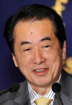 日本新首相菅直人将出席世博会日本日活动