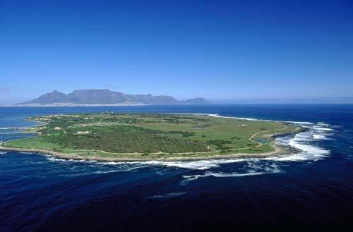 走进象征自由的罗本岛 感受南非的过去(组图)