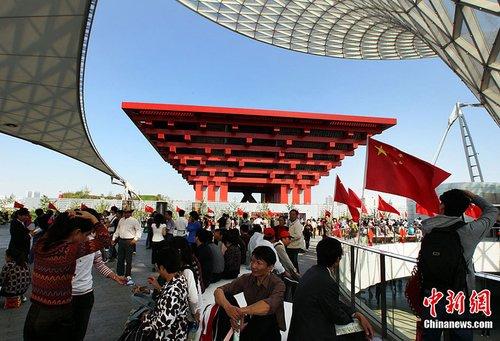 指定日旅游套票直通中国馆 31日套票最受青睐