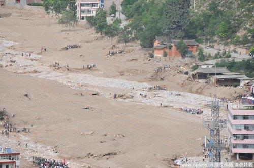 舟曲泥石流引发思考 沙特麦加馆提供参考案例