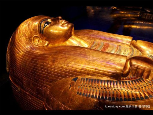 埃及国家馆明开馆 八件法老宝物撩开神秘面纱