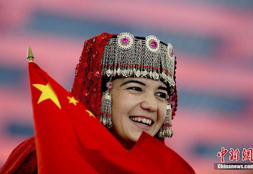 2010上海世博会图片回顾特刊 世博游人
