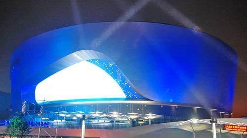 世博汽车馆亮相 展现2030城市交通美景