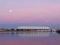 高清:梦幻般的纳尔逊·曼德拉湾球场