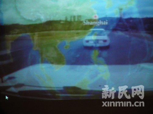 连接2015世博 上海到米兰古董车赛程将启(图)