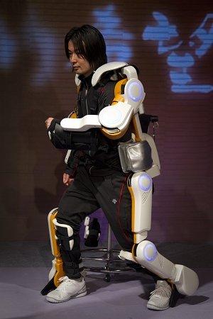 记者对话日本馆机器人:他真的读懂了我的心