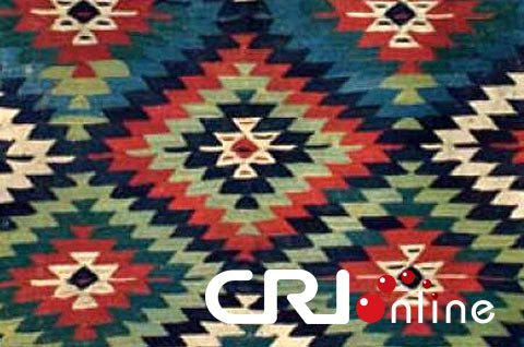塞尔维亚馆:外墙设计灵感来自古老毛毯文化