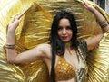 高清:纽约舞蹈游行万人空巷 上演千手观音