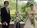 高清:日本推出牧师机器人 为新婚夫妇证婚