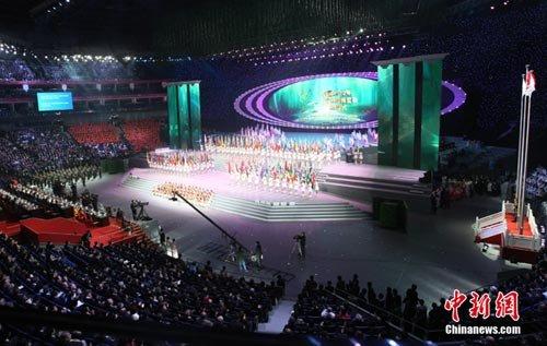 中国2010年上海世界博览会正式闭幕(图)