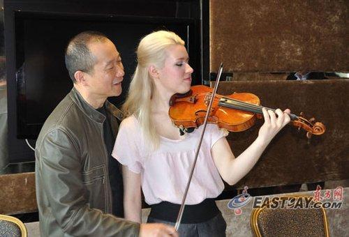 挪威馆日:谭盾将带来中式协奏曲爱的三次方