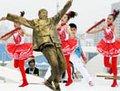 高清:世博北京活动周 宝钢大舞台京味儿十足