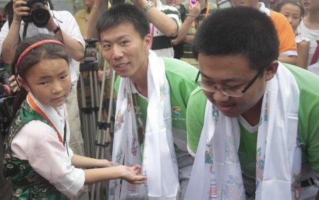 共青团上海市委书记:海宝一代精神值得探讨
