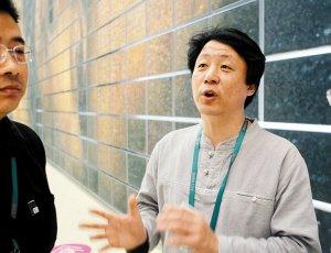 韩国首尔案例馆策展人白承勋。