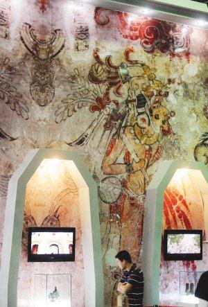 危地马拉今迎馆日 探秘玛雅古城赏民族壁画