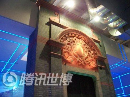 上海馆手记:感受隐藏在技术背后的故事(图)