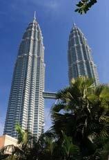 马来西亚馆:凸显时尚魅力 看吉隆坡多样风情