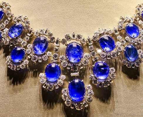 意大利馆殿堂级珠宝现世博 古典手工艺惊天地