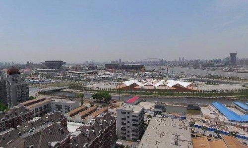 世博后园区将成上海副中心 土地规模超陆家嘴