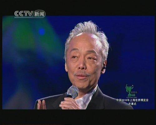 谷村新司将在日本国家馆日献歌