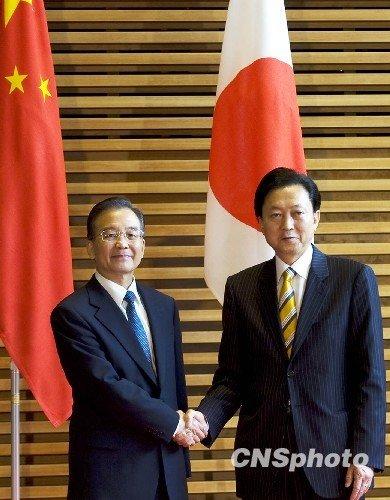 日本首相期待日本馆日活动 借世博促中日合作