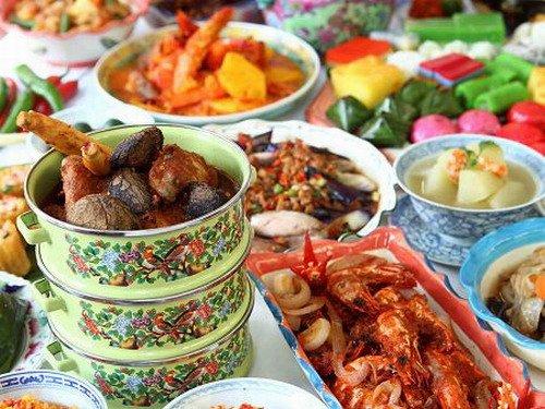 """东南亚餐厅风情浓 马来西亚""""娘惹菜""""受欢迎"""